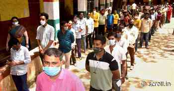 India's daily Covid vaccination numbers drop a day after it hits record of over 2.5 crore shots - Scroll.in