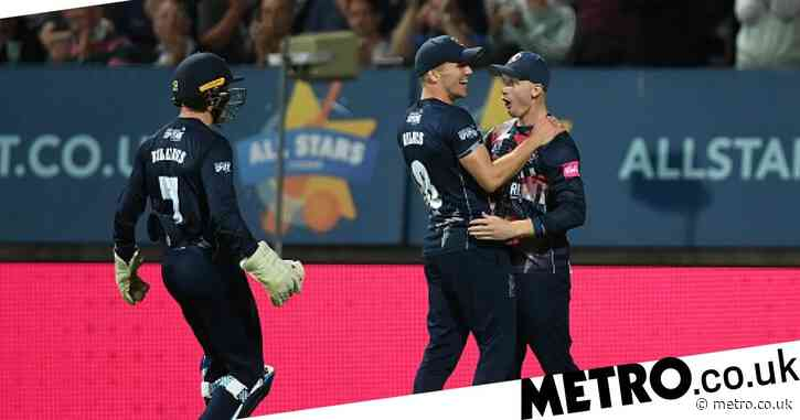 Kent win T20 Blast as Somerset, Sussex and Hampshire fall short on Finals Day