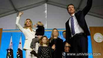 Dos hijos del gobernador Gavin Newsom dan positivo por coronavirus - Univision
