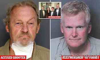 Alex Murdaugh's alleged hitman claims he shot HIMSELF