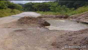 Comunidad Arichuna cumplen quince días sin agua en Charallave - elpitazo.net