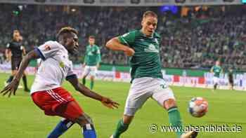Fußball: Hamburger SV gewinnt Traditionsderby bei Werder Bremen