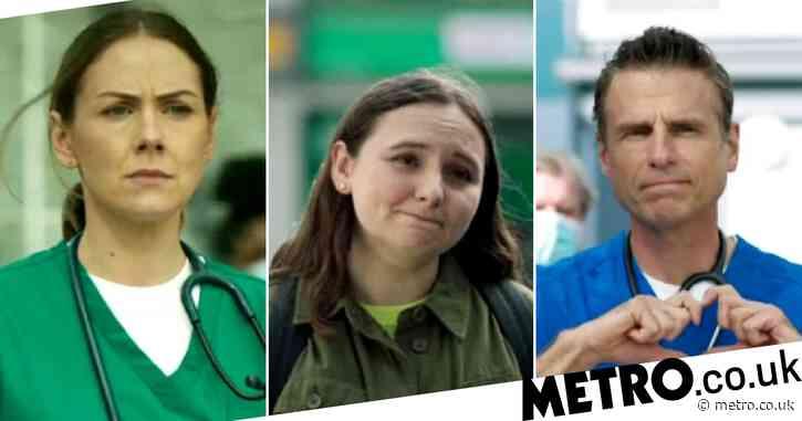 Casualty spoilers: Jade exits in emotional scenes after Stevie's drug revenge