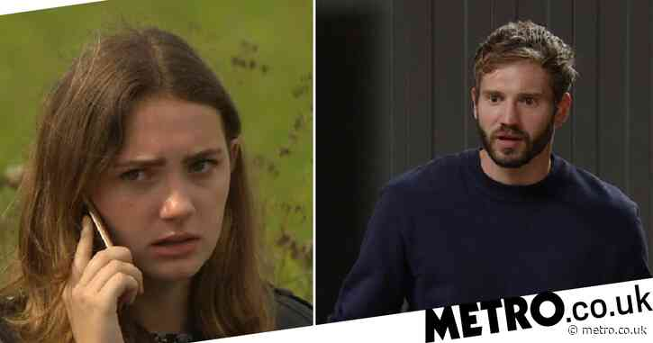 Emmerdale spoilers: Gabby's final revenge after Jamie humiliates her over wedding plan?
