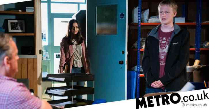 EastEnders spoilers: Bobby Beale and Dana Monroe are targeted over mosque