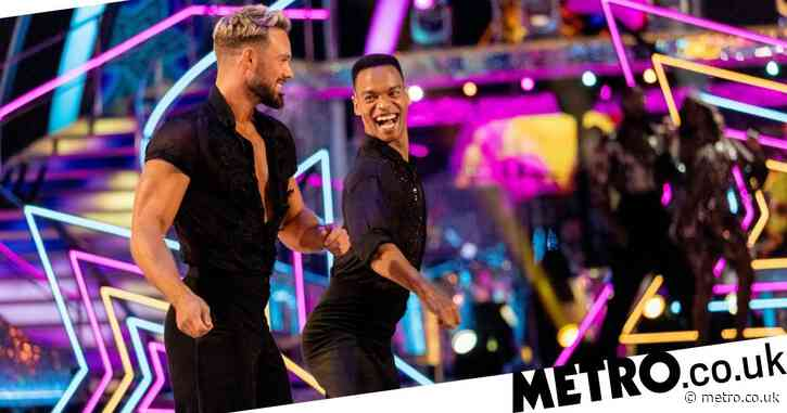 Strictly Come Dancing 2021: Excited fans' hearts are full as John Whaite and Johannes Radebe make history