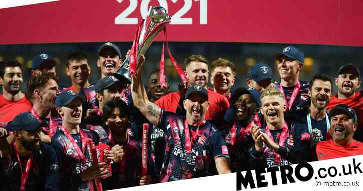 Kent crowned T20 Blast champions as Somerset, Sussex and Hampshire fall short on Finals Day
