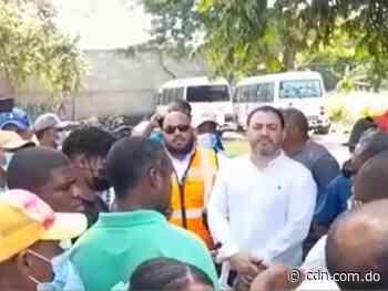 Comunitarios de San Cristóbal piden arreglo del drenaje pluvial - CDN