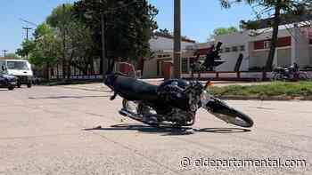 Accidentes varios en San Cristóbal - El Departamental