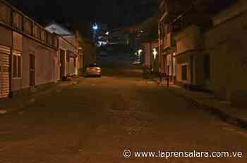 """Más del 50% de las calles de San Cristóbal están """"apagadas"""" - La Prensa de Lara"""