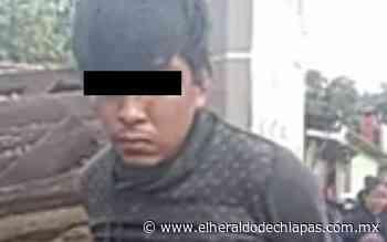 A punto de ser linchado presunto ladrón de taxi en San Cristóbal - El Heraldo de Chiapas