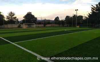 San Cristóbal tendrá más espacios para recreación y deportes - El Heraldo de Chiapas