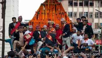 Coronavirus Pandemic: Week-long Indra Jatra festival begins in Kathmandu - Catch News