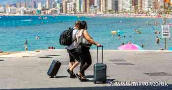 Holiday firms see 'huge surge' in bookings for Brits after change of rules announcement