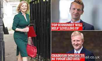 GLEN OWEN: Liz Truss vows to 'reclaim Brexit'