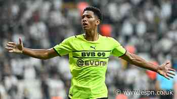 Transfer Talk: Man Utd have inside track for Dortmund's Bellingham