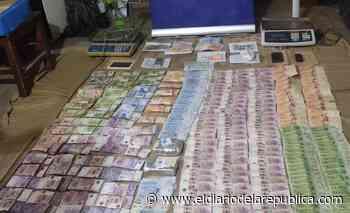Desbarataron en Villa Mercedes una organización dedicada a la venta de drogas - El Diario de la República
