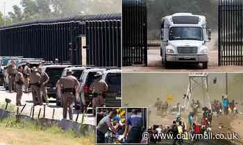 Border Patrol begin removing 14,800 migrants from underneath Texas bridge