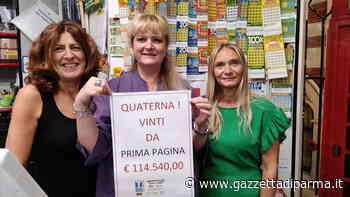 Collecchio, vinti al lotto 114 mila euro - Gazzetta di Parma