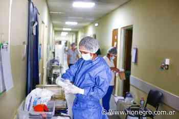 Río Negro sumó tres muertos y 33 nuevos contagiados de coronavirus - Diario Río Negro