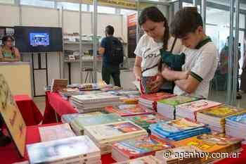 Feria del libro en Varela - agenhoy.com.ar