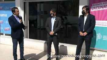 El gobernador Axel Kicillof visita Florencio Varela - Noticias actualizadas de Berazategui Quilmes y Florencio Varela