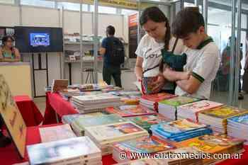 Vuelve la Feria del Libro a Florencio Varela - Cuatro Medios
