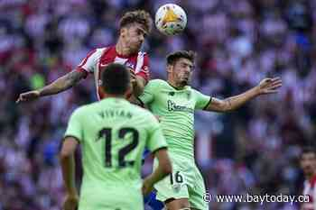 Bilbao holds Atletico to 0-0; Falcao nets in Rayo debut