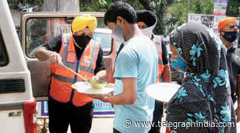 Charity still sees the jobless through crisis - Telegraph India