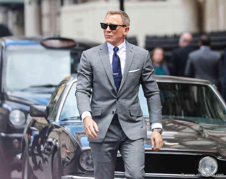 Daniel Craig tras despedirse de James Bond: «Ha sido uno de los mayores honores de mi vida»