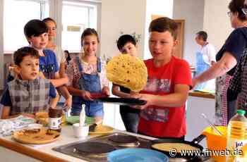Pfannkuchen waren der Renner - Fränkische Nachrichten