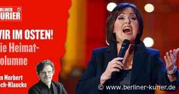 """Kulthit von Ute Freudenberg: Der Osten hat seine """"Jugendliebe"""" wieder - Berliner Kurier"""