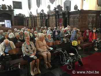 Samana Eksel op bedevaart naar de Basiliek in Kortenbos - Het Belang van Limburg