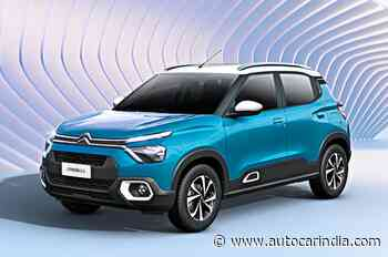 Citroen C3 is a 'hatchback with a twist', says company CEO - Autocar India