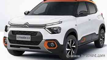 Made-for-India Citroen C3 to rival Tata Punch, Maruti Suzuki Ignis. From design to features, all you need to know - Mint