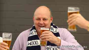 'Sad day': TV footy legend Billy Brownless calls it quits