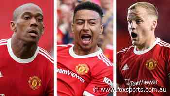 Man United prepare SEVEN-man fire sale to fund massive double swoop