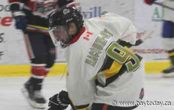 Voodoos rally for comeback win over Gold Miners