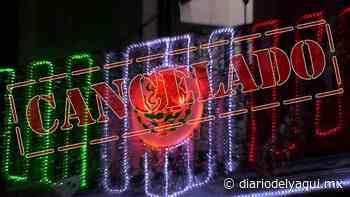 Cancelan grito de Independencia en Huatabampo - Diario del Yaqui