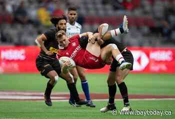 Canada 2nd in rugby sevens pool with 2-1 record, meets Great Britain in quarterfinal