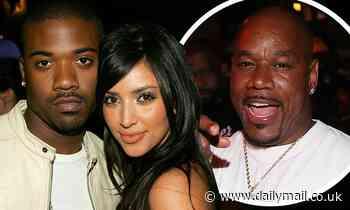 Kim Kardashian denies existence of 'unreleased sex tape' with ex-boyfriend Ray J