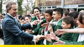 Tony Blair: Cut university tuition fees for the poorest students - The Times