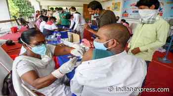 Coronavirus India Live Updates: 30,773 new covid cases recorded, active cases drop to 3.32 lakh - The Indian Express