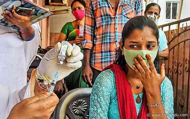 Coronavirus updates | 80 crore Covid vaccine doses administered in country - The Hindu
