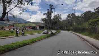 Como boca de lobo se encuentra avenida José María Baptista de Boconó - Diario de Los Andes