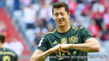 Nächster Rekord, bitte! Lewandowski überholt mit seinem Treffern gegen Bochum zwei FCB-Legenden