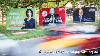 """Vor TV-Triell Nummer drei: Laschet wirft Scholz-Partei """"Hybris"""" vor"""
