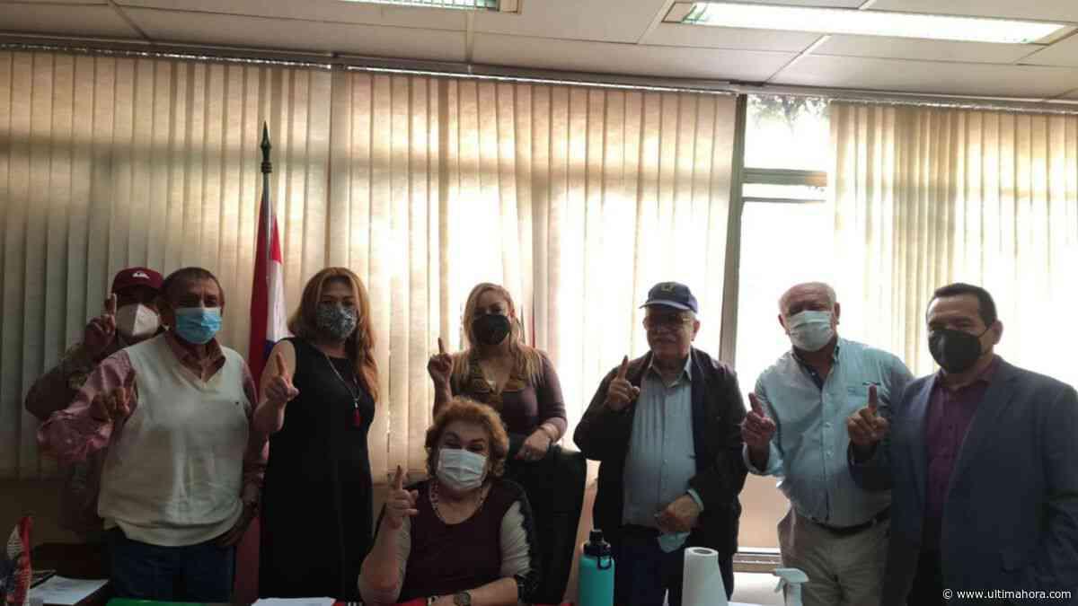 ANR buscará en Asunción el rekutu de cinco concejales de pobre gestión - ÚltimaHora.com