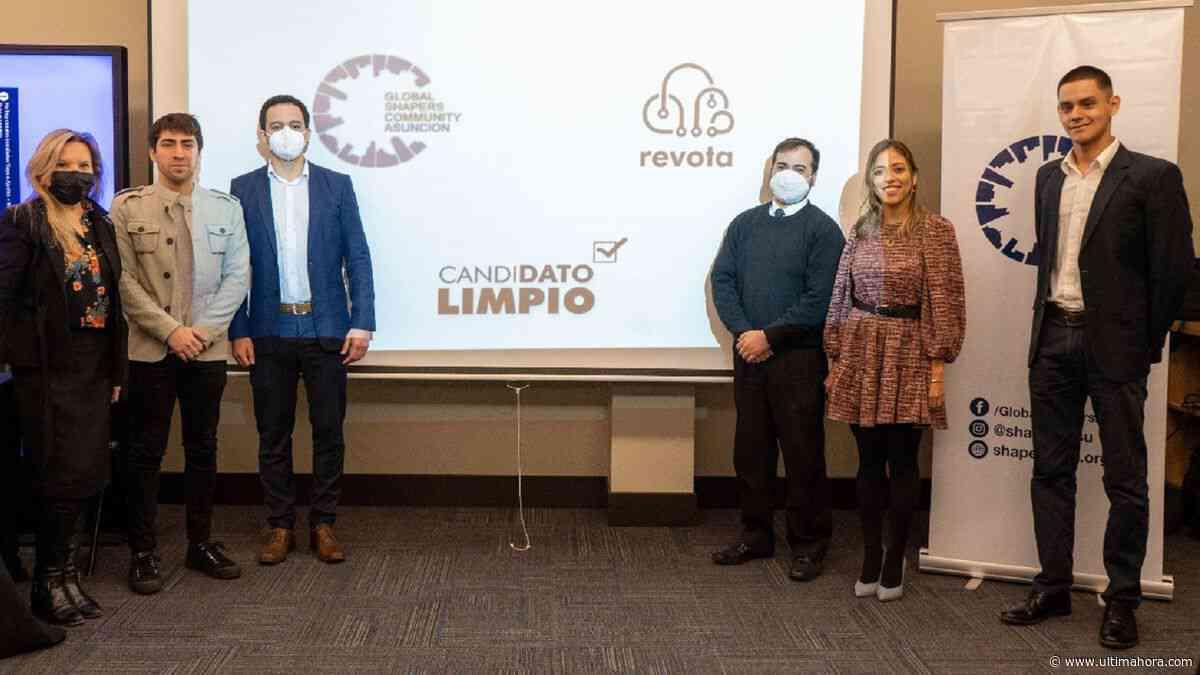 App ofrece información sobre candidatos a intendentes y concejales en Asunción - ÚltimaHora.com