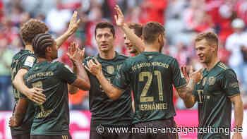 Einzelkritik zum FC Bayern: Zum Wiesn-Auftakt - viermal die Eins für das Münchner Schützenfest